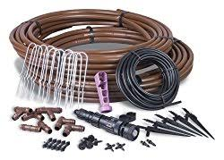 Drip irrigation is a