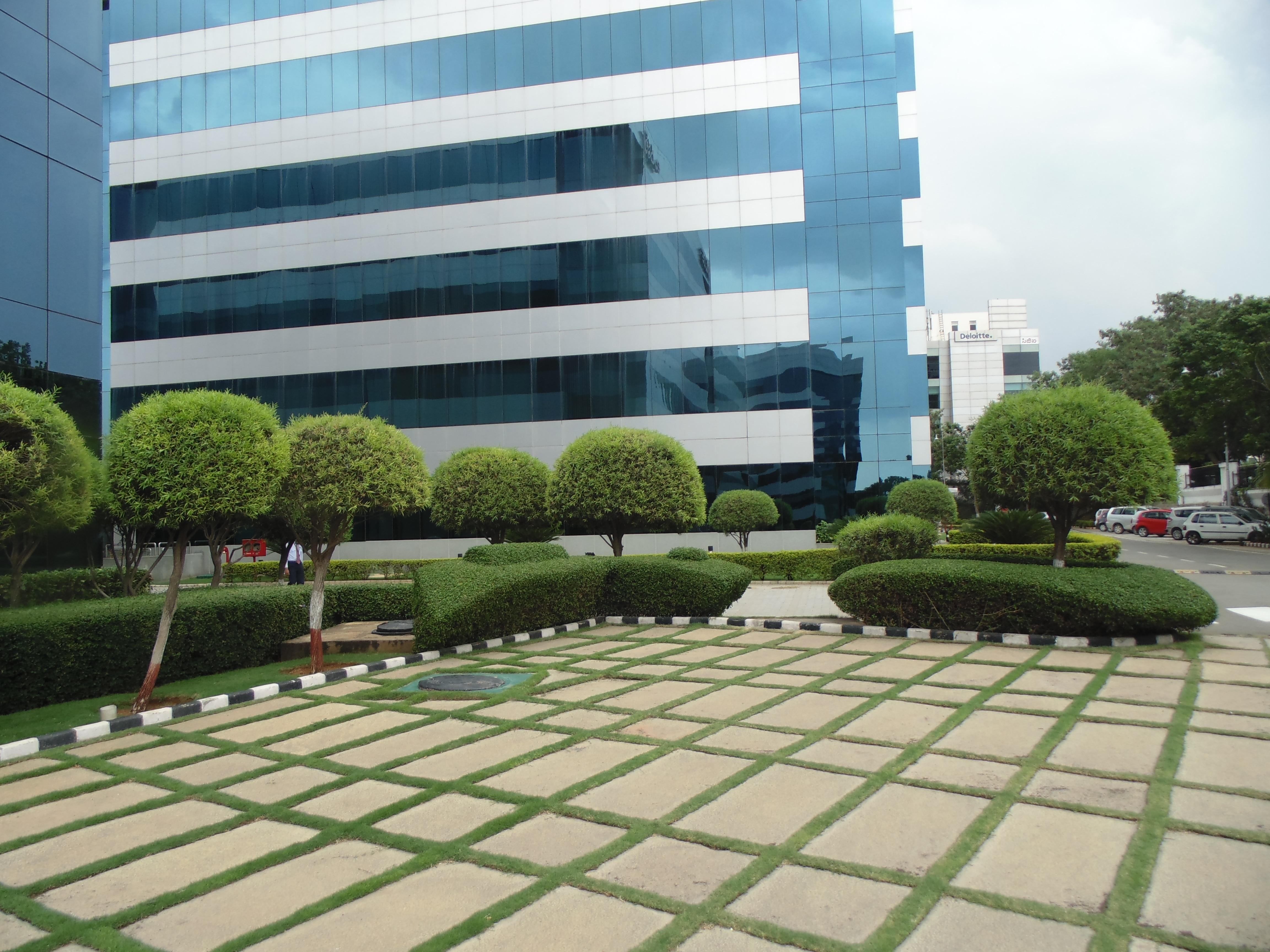 Landscape service in