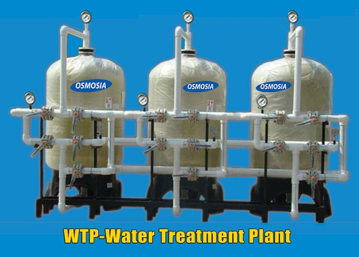 Water treatment is a
