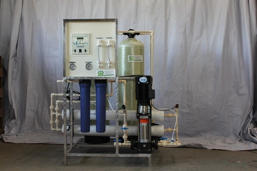 Our range of Soft Water Plants works on ion exchange technology and uses sodium form resin for the same. The system is is highly effective in removing calcium and magnesium hardness from the raw or impure water. The water softening plants that we develop are easy to operate, cost-effective and environment friendly. These system are widely demanded across Indian and international markets. It makes raw water suitable for drinking purposes.   Specifications:  Minimum Order Quantity: 1 Production Capacity: 5000 to 50 m3  PRICES MAY VARY AS PER CUSTOMER REQUIREMENTS