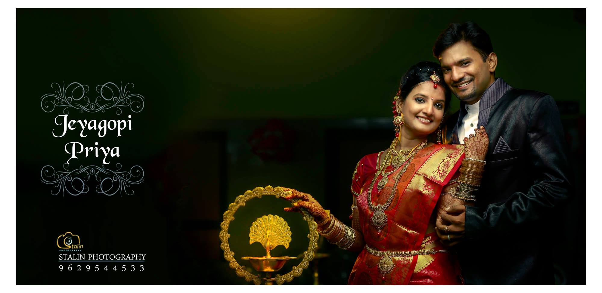 we are the leading wedding photography in south india