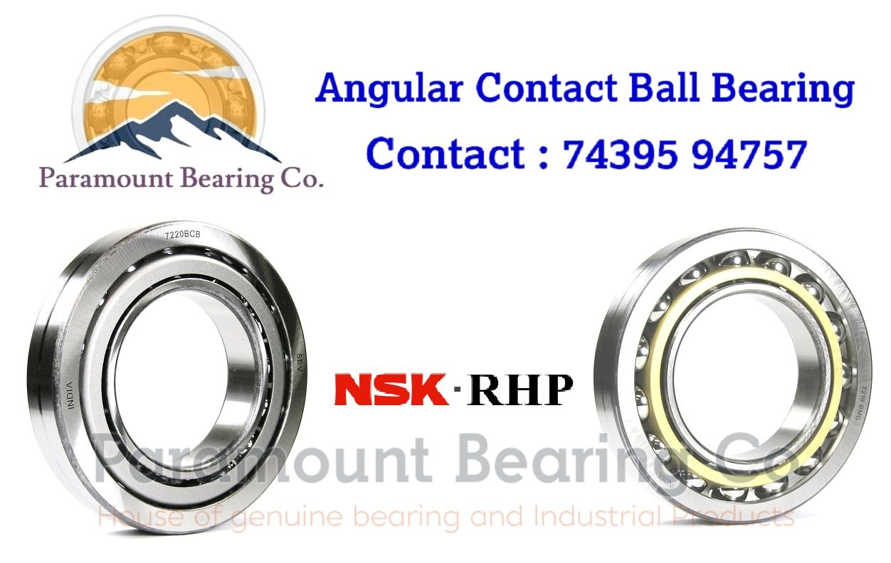 Angular Contact Ball