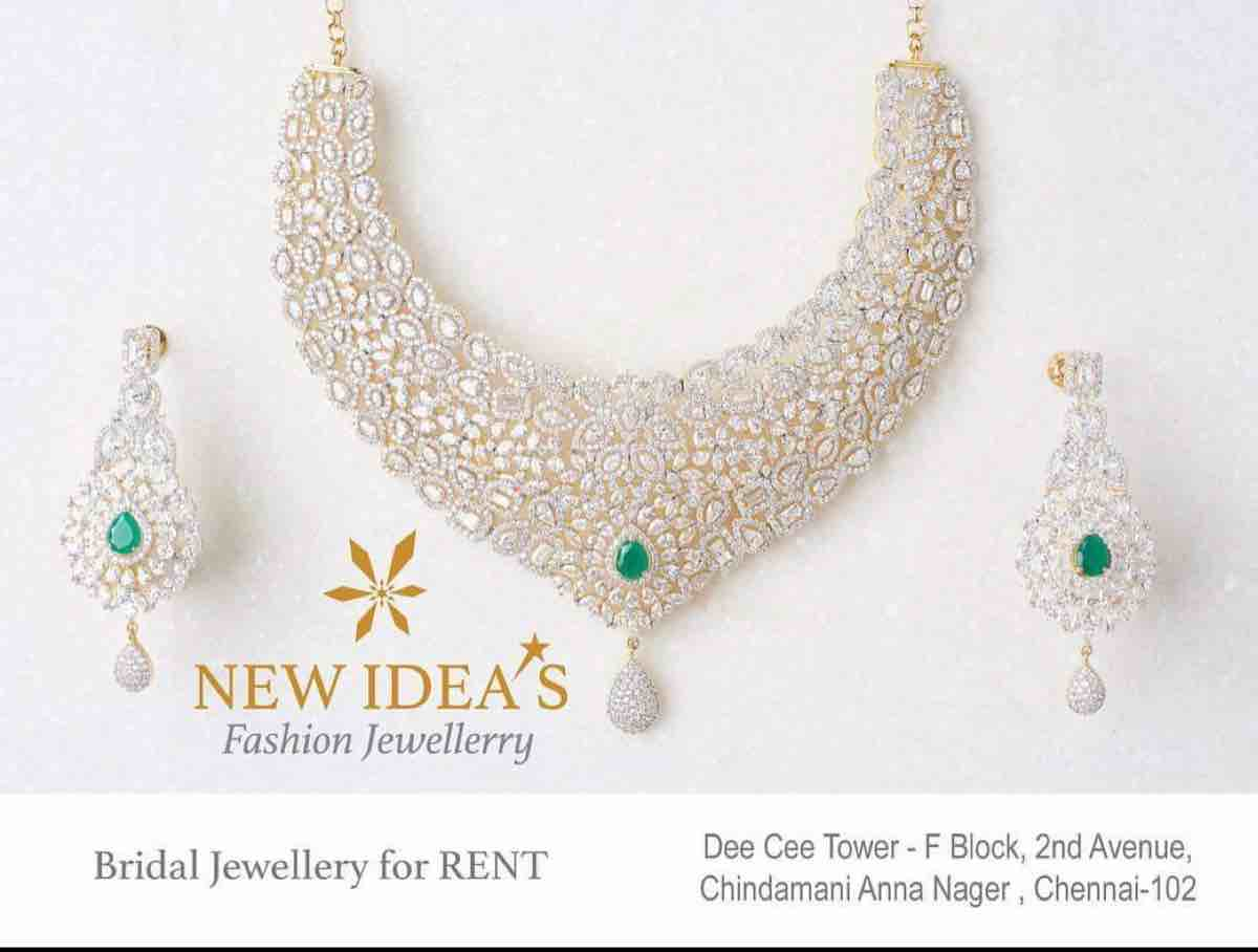 New Ideas Fashions Jewellerry In Chennai India