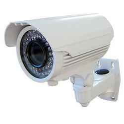Encouraged with colossal business sector mastery, we have been occupied with offering a wide grouping of CCTV Camera. This camera is made under the direction of talented experts utilizing top quality parts and creative strategies. Offered camera is exceptionally requested at business sector territories, shopping centers and workplaces for carefulness open movement. In addition, our significant customers can purchase this camera from us at pocket benevolent rates inside stipulated time allotment.   Features: Ideal execution Superior quality picture quality Longer useful life Simple association