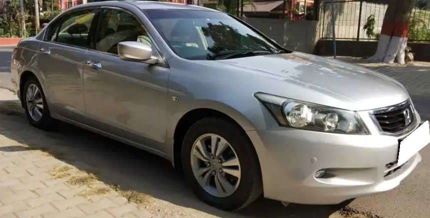 2010, Honda Accord 2.4 Elegance, Petrol, Automatic, 80000Kms(With Service Records), Silver Colour, DL Number, Single Owner, Immaculate Condition. Finance and Other Services is also available.