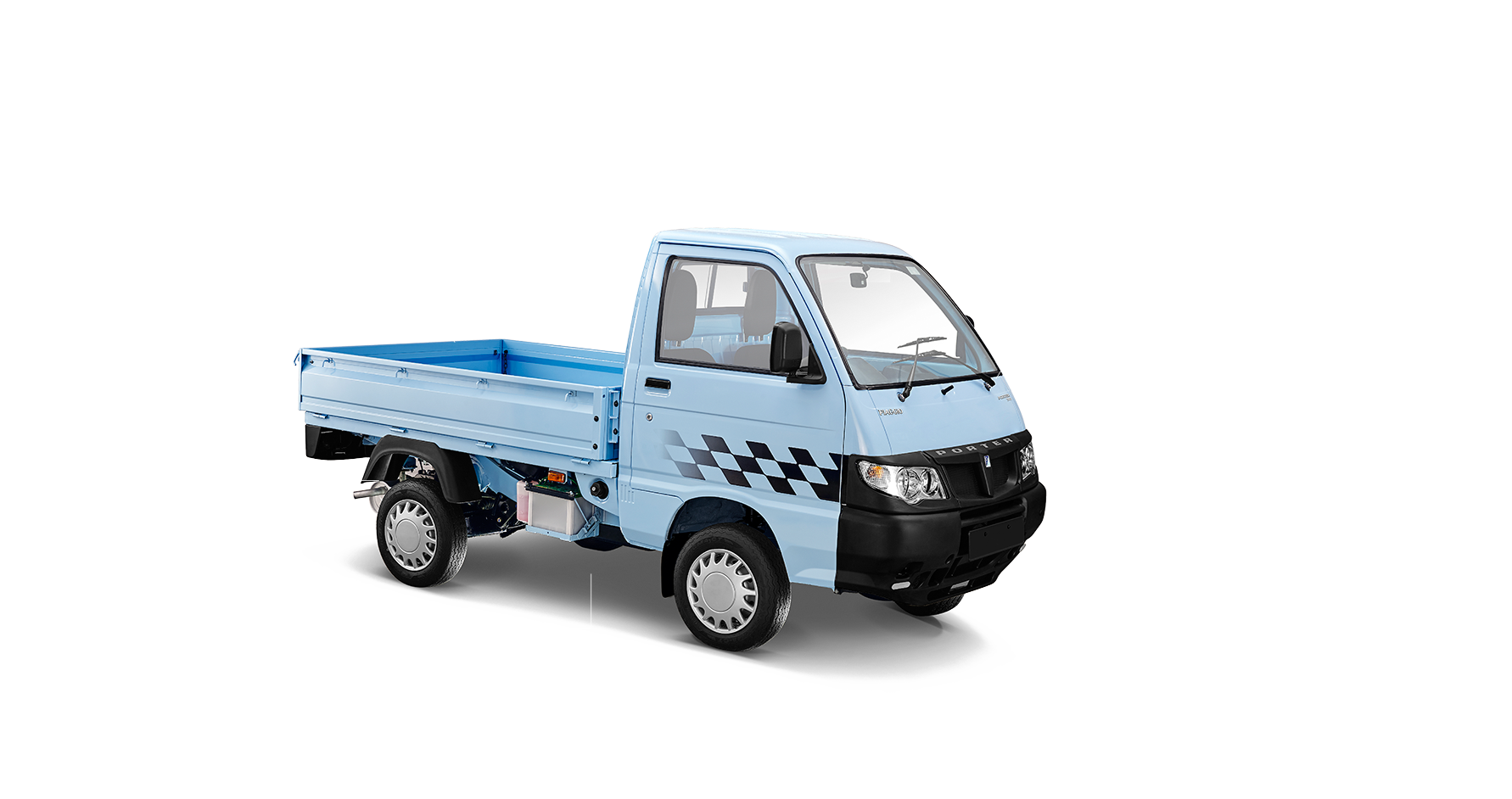 Capacity (cc)	650 Power (kw)	14.3 Torque (Nm)	38 Fuel consumption (km/l)	25.64   OTHER FEATURES   Cargo area (mm)	1950 x 1400 x 315 Gross vehicle weight (kg)	1475 Kerb weight (kg)	775 Payload (kg)	700