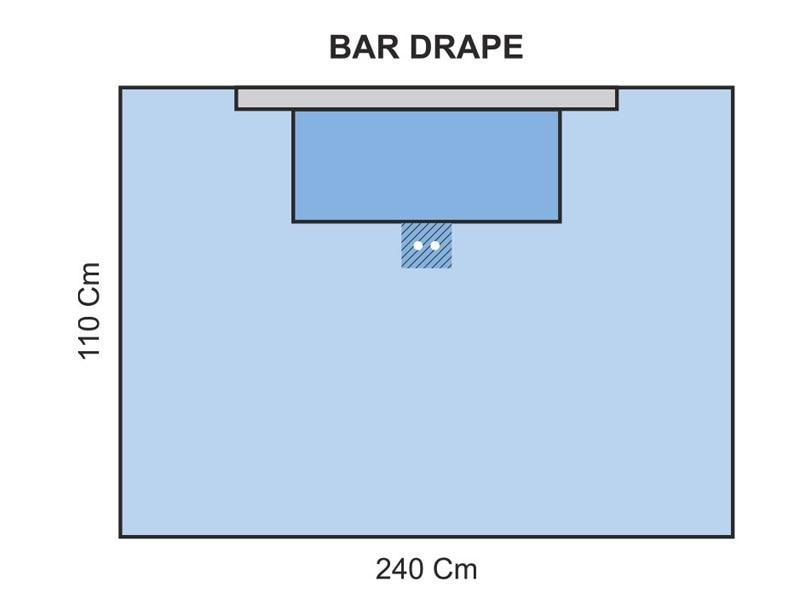 BAR DRAPE