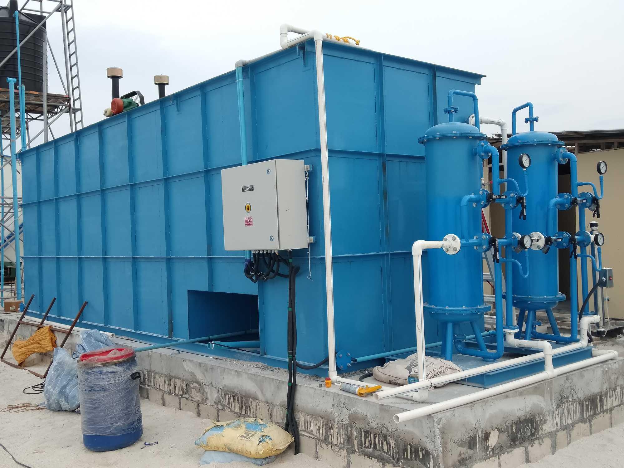 Our range of sewage