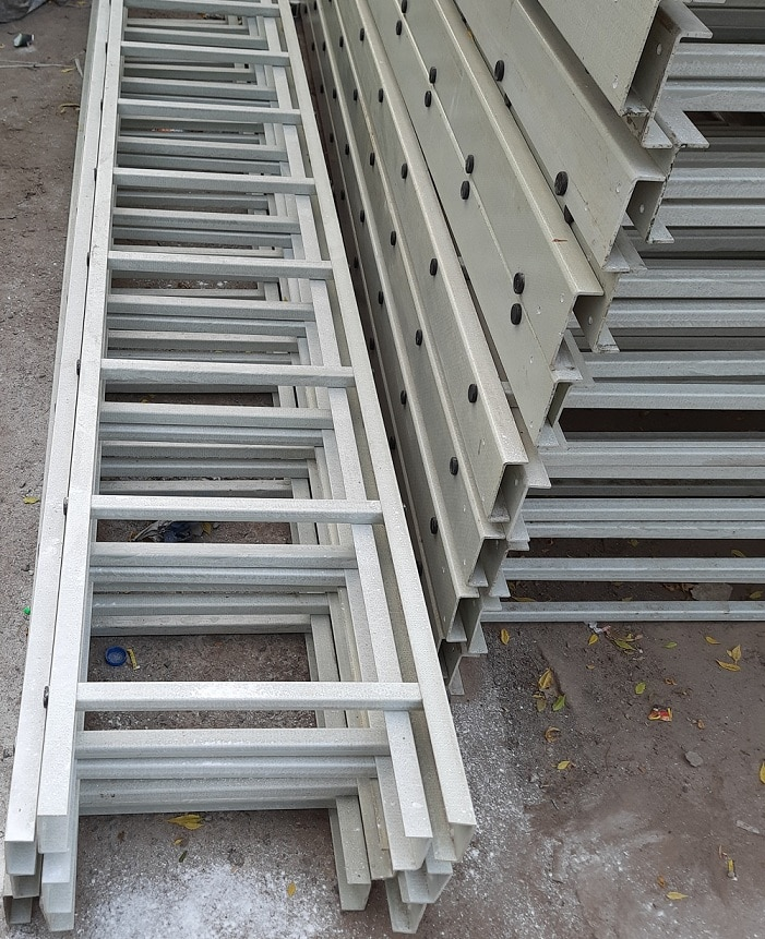 FRP Ladder Cable Tra