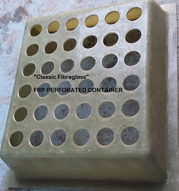 FRP Perforated Conta