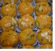 Dry Fruit Motichoor Laddu