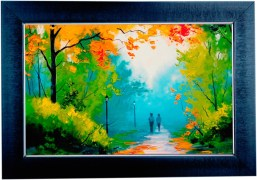 OXA Wall Painting Print on Canvas -OPC202