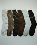 Cotton Lycra Socks For Men Set Of 6