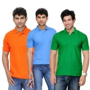 TSX-POLOT-578 Exquisite Polo T-shirt For Men (Pack Of 3)