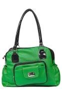 Nell Green Handbag
