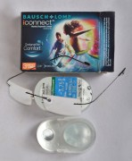 Bausch+Lomb Contact Lens & Specs Combo