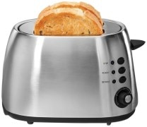 Hamilton Beach 22504-IN Brushed Metal 2 Slice Toaster