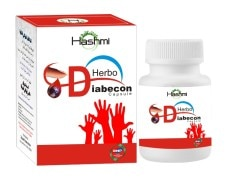 Hashmi DBN Diabetes,Sugar Treatment (Herbo Diabecon Capsules)