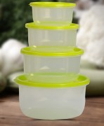 Gluman Airtight Containers Set of 4
