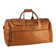 Fantasy Tohlak Leather Duffle Bag