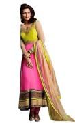 Zaina Anarkali Suit JNM5017 Dress Material