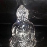 Pari Creations Crystal Lord Buddha, Siddharth Gautama
