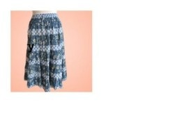 Hand Block Printed Skirts