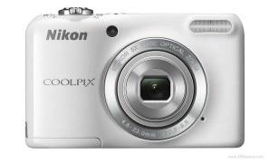 Nikon Coolpix L27 Point & Shoot Camera