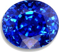 Ojas Astrovision 7CT Blue Sapphire