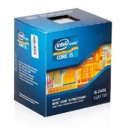 Intel Processor Dual Core 2nd Generation i5-2400 LGA 1155