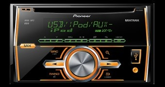 Pioneer AVH-X1590DVD Car Music System