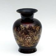 Flower Brown Vase