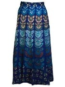 Shopatplaces PJRS221 Jaipuri Wraparound Skirt