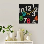 Ten10 Wall Clock