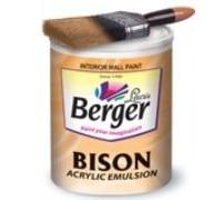 Berger Bison Acrylic Emulsion Paint