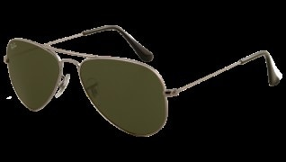 Ray Ban Aviator RB3044 W3100  Sunglasses