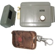 Apex Remote Controlled Door Lock Normal