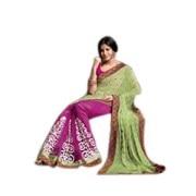 Laxmipati 2740 Printed  Saree