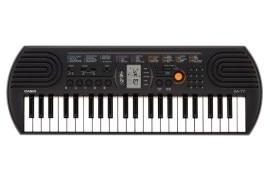 Casio Electronic Keyboard SA-77