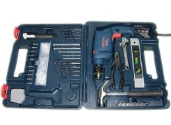 Bosch GSB10RE Drill With Tool Kit