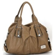 Ocean Luggage Leather May Handbag