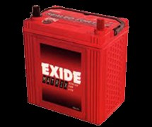 Exide Matrix DIN66 Battery
