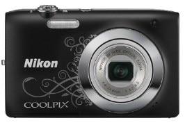 Nikon Coolpix S2600 Point & Shoot Camera