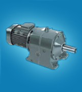 CO - Axial Helical Geared Motors