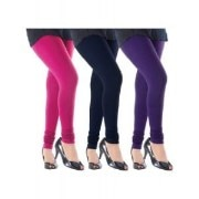R P Cotton Ladies Leggings Combo Pack