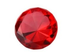 Rainbow Gems Ruby Gemstones