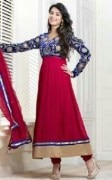 Lata Shree fwxm Anarkali Suit