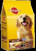 Pedigree Adult Meat and Rice Dog Food