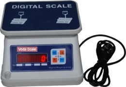 Voda ABS counter Scale VSI Weighing Machine