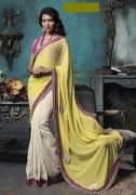Laxmipati Georgette Saree LP-1587